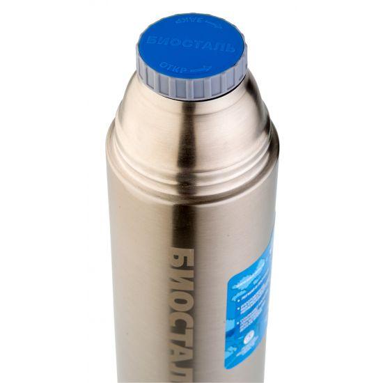 """Термос Biostal """"Авто"""" NBP-1200-1 1,2л (узкое горло)"""