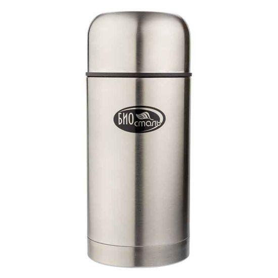 Термос Biostal NТ-1000 1,0л (широкое горло, суповой)