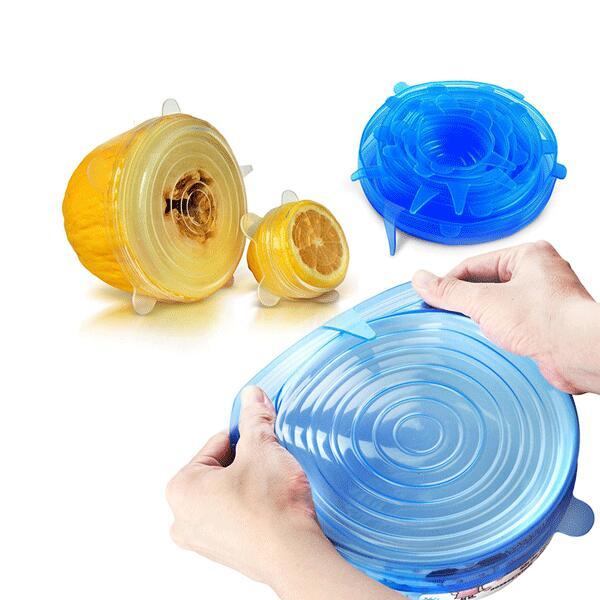 Силиконовые крышки для чаш-чашек