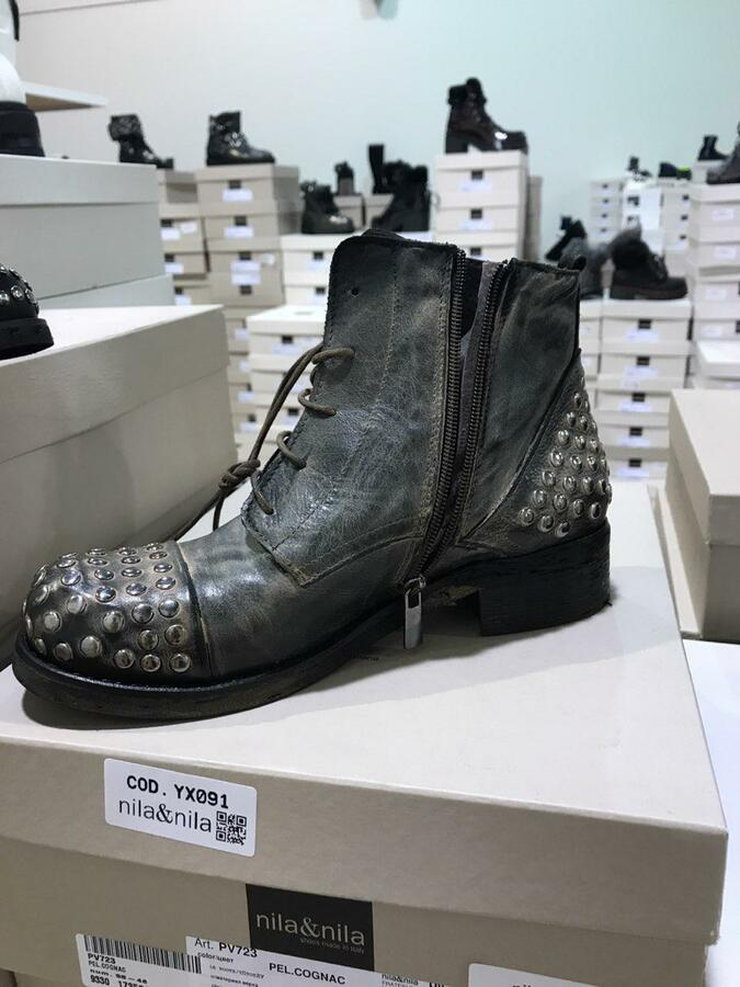 Ботинки Hes(Турция) фото внутри во Владивостоке