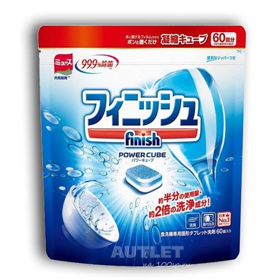 """Finish"" Таблетки для посудомоечных машин 60 шт. (мэу)"