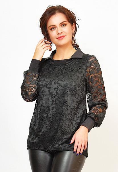 Блузка на полный 56 размер во Владивостоке
