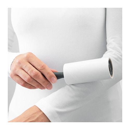 БЭСТИС Чистящий ролик, серый
