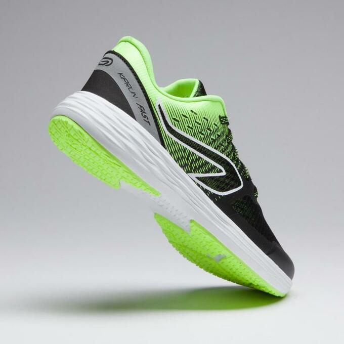 Кроссовки для легкой атлетики Kiprun Fast детские KALENJI