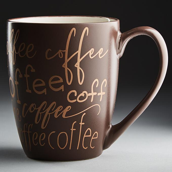 "Кружка 350 мл Ф18-002L ""Coffe"""