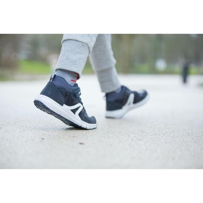 Кроссовки для активной ходьбы детские Protect 560 кожаные NEWFEEL