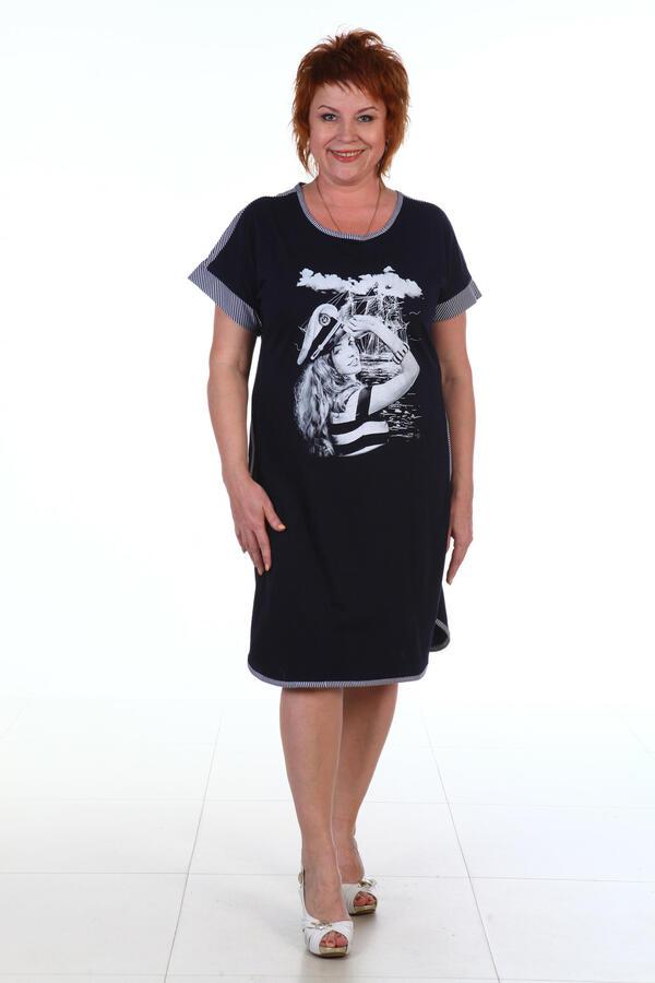 Платье легкое, черный