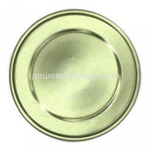 Крышка закаточная металл СКО 1-82