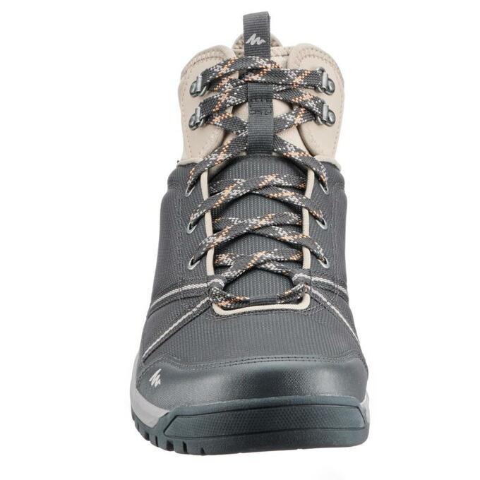 Ботинки мужские водонепроницаемые для походов NH150 MID QUECHUA