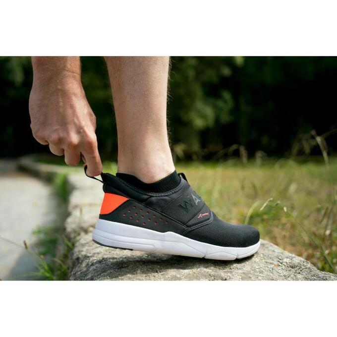 Кроссовки мужские для фитнес ходьбы PW 160 NEWFEEL