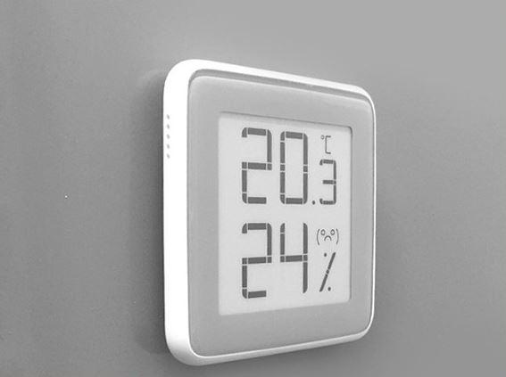Термометр-гигрометр