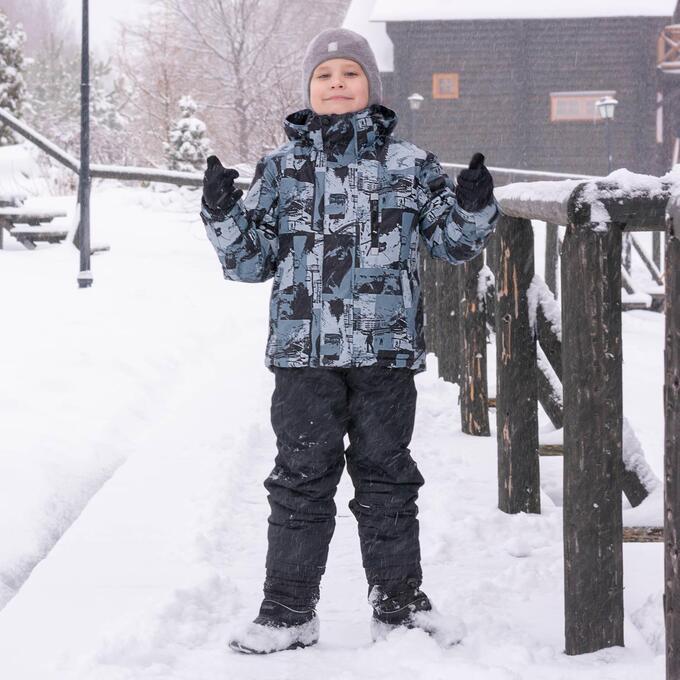 Детская горнолыжная куртка Айс-Д3