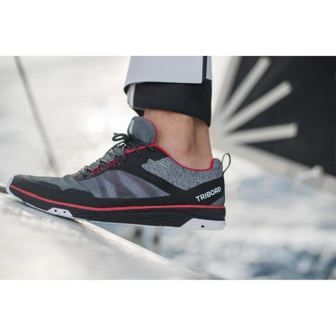 Фото спортивные обувь для яхтсменов воротника, стойки