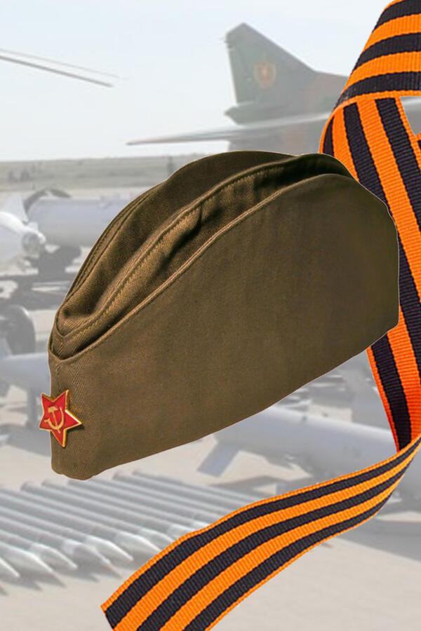 Пилотка солдатская