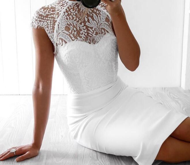 Продам белое платье! Не подошёл размер во Владивостоке