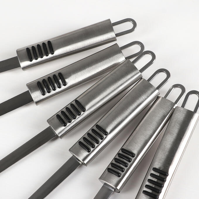 Набор кухонных принадлежностей «Фидель», 6 предметов на подставке