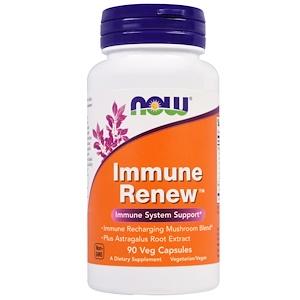 Now Foods, Immune Renew, 90 растительных кап