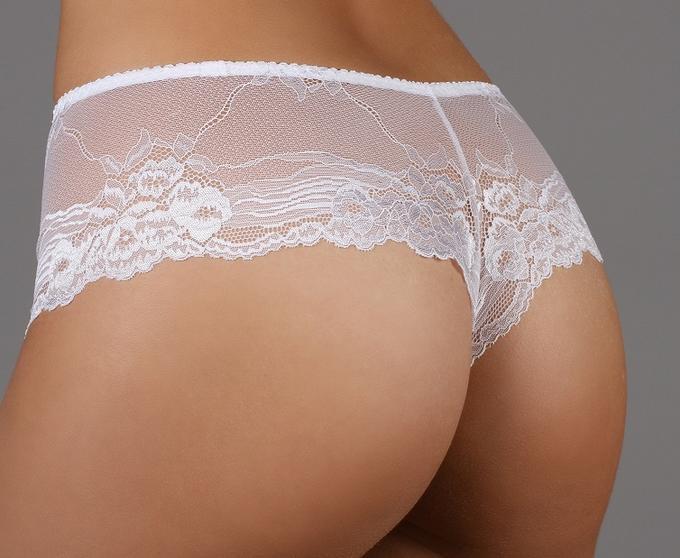 Стринги шортами женские трусы женские белые стринги