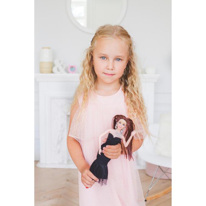 Кукла модель «Топ-модель Лили», шарнирная