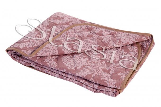 Одеяло Верблюжья шерсть (пл. 150) - Поплин  Ажур