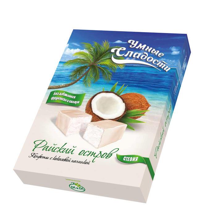 Конфеты «Райский остров»