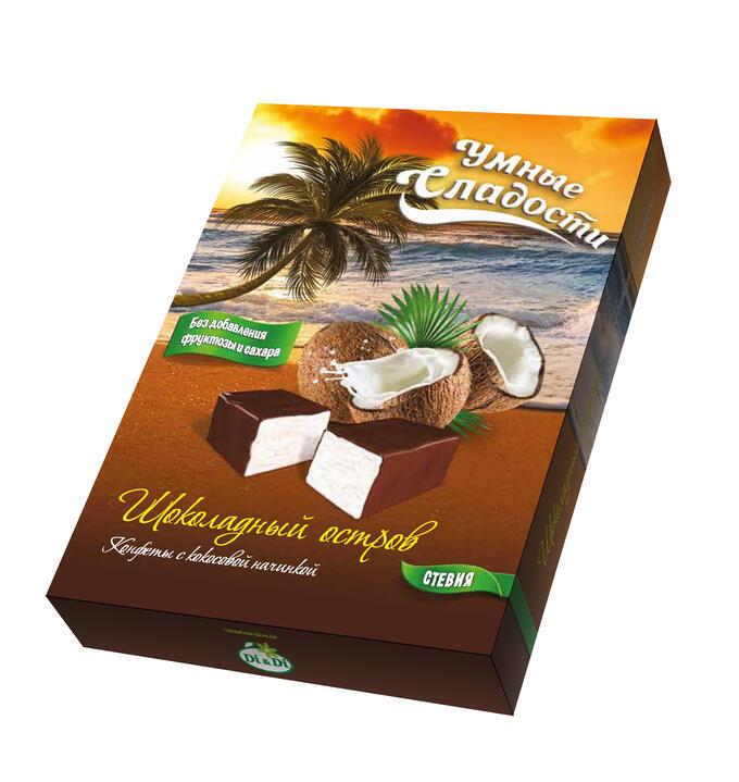 Конфеты «Шоколадный остров»
