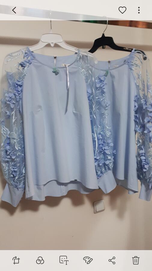 Красивенная блузка во Владивостоке