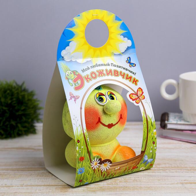 """Растущая травка Экоживчик """"Девочка"""" МИКС"""