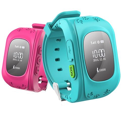 Умные детские часы Smart Baby Watch Q50