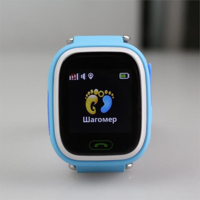 Умные детские часы Smart Baby Watch Q90 (Q80, GW100)
