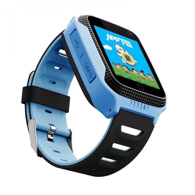 Умные детские часы Smart Baby Watch G100 (T7, Q65, GW500S)