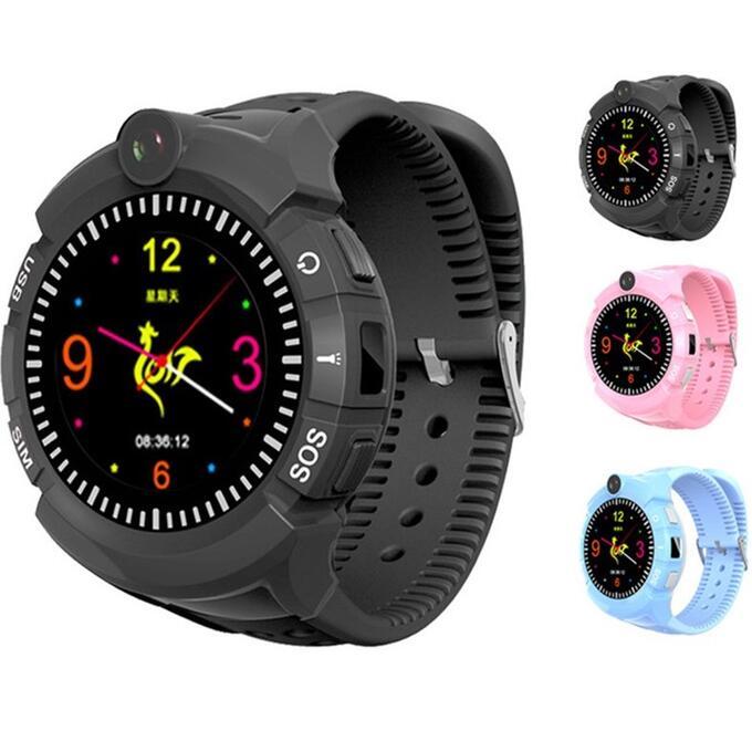 Умные детские часы Smart Baby Watch i8 (Q360)