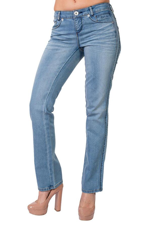 Голубые женские джинсы 4wards. Та модель, которую ты искала. Хлопок + эластан = идеальная посадка по фигурке №122 во Владивостоке