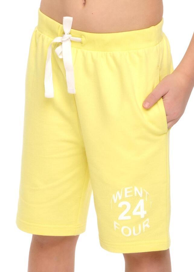Шорты для мальчика 870970/73а жёлтый в Хабаровске