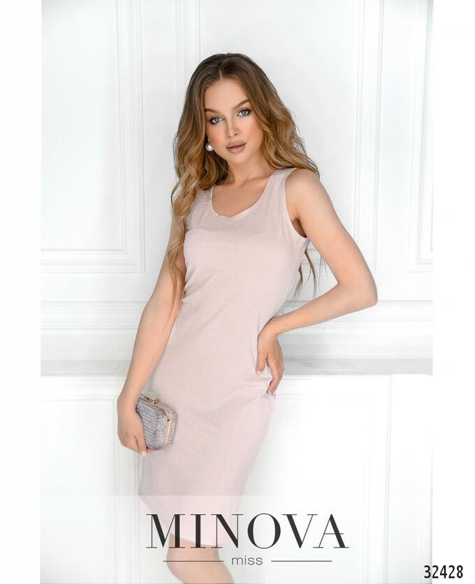 Платье №5111.13-розовый