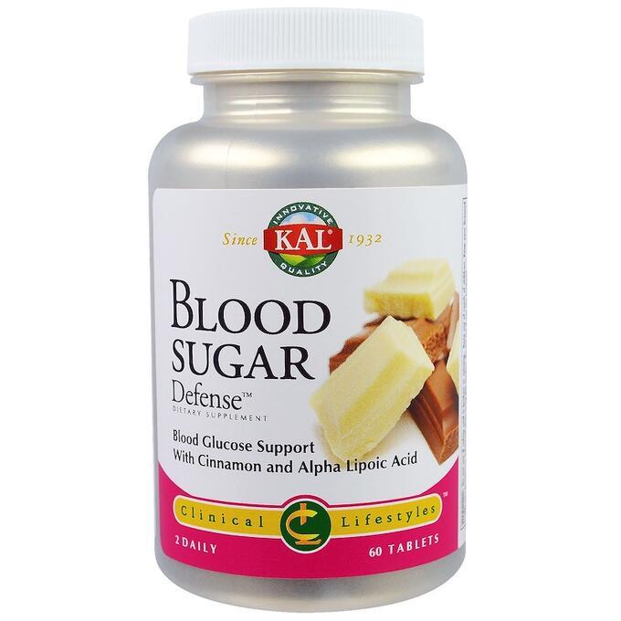 KAL, Регулирование содержания сахара в крови, 60 таб.