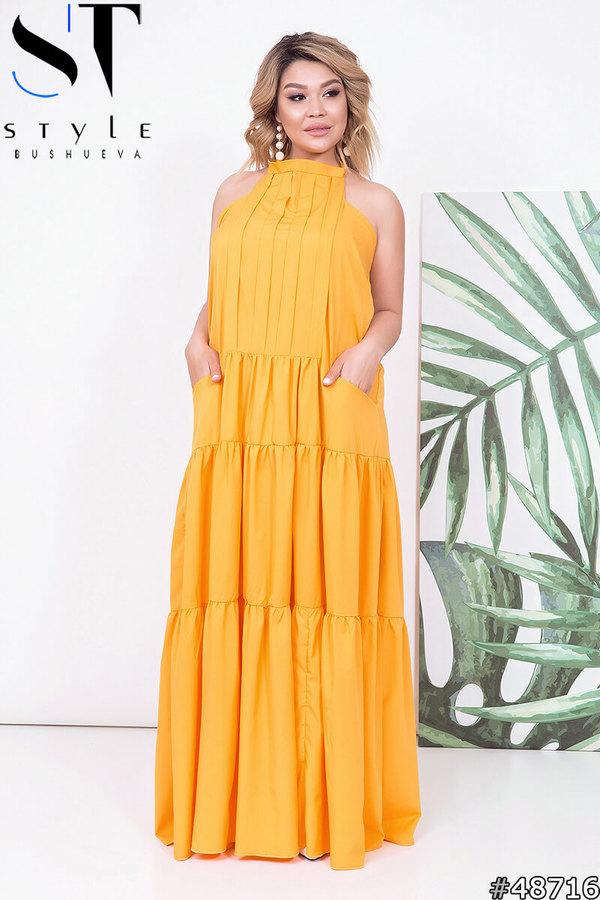 Платье 48716