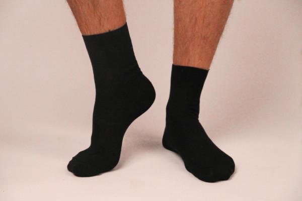Носки мужские черные за 10 пар во Владивостоке