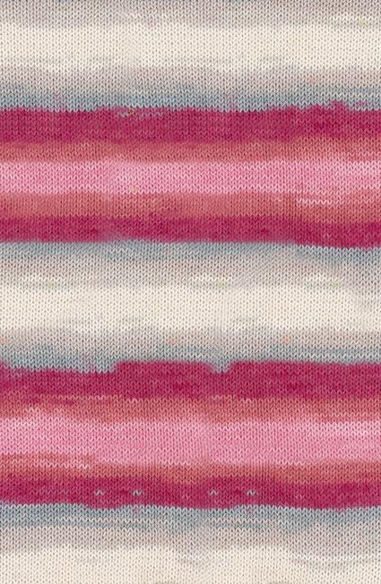 Пряжа для вязания Ализе Bahar batik (100% мерсеризированный хлопок) 5х100г/260м цв.5512 во Владивостоке