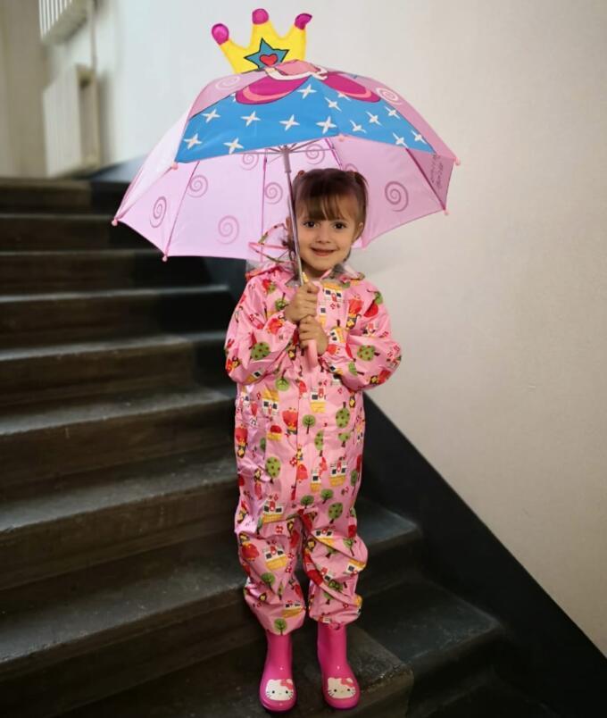 Комбинезон от дождя