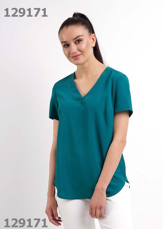 Отличная блуза 46 размера в Хабаровске