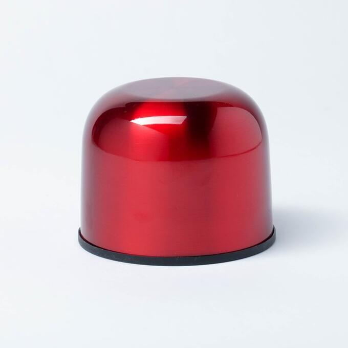 """Термос """"Мастер К"""", 750 мл (Гарантия 5 лет), сохраняет тепло 24 ч, бордовый"""
