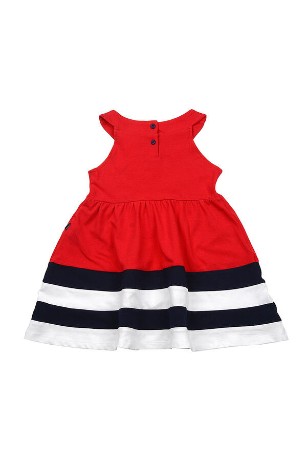 Платье UD 2909 красный