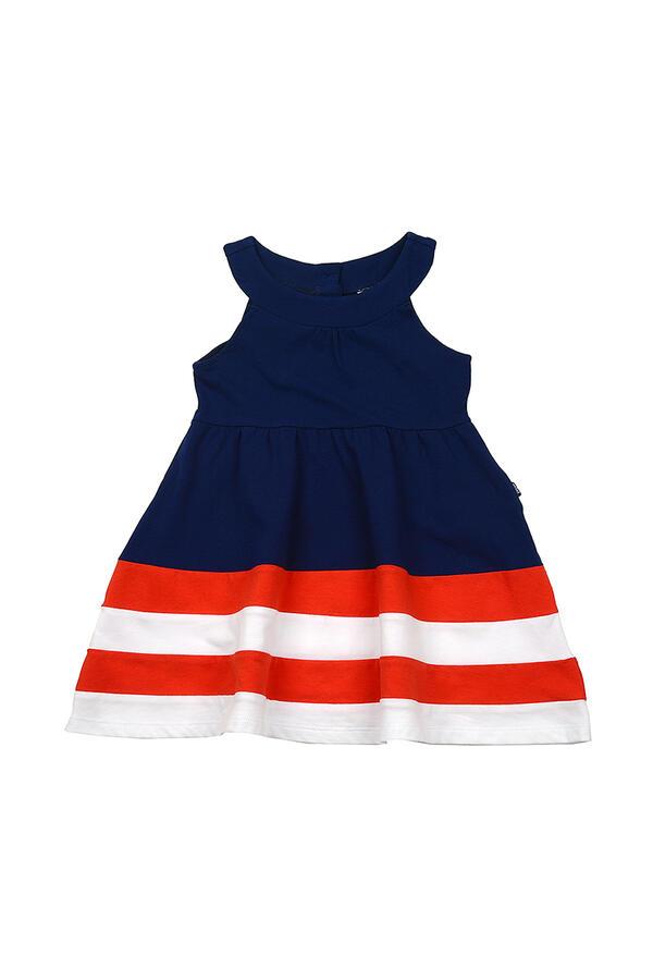 Платье UD 2909 синий