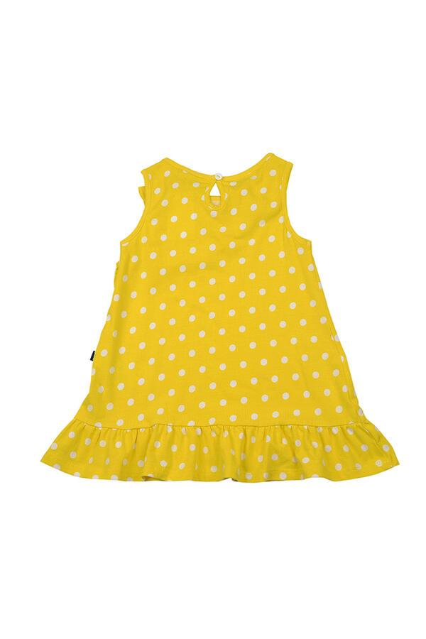 Платье UD 3190 желтый