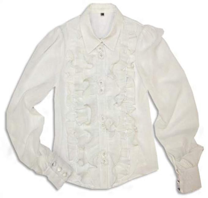 Блузка для школы Борн во Владивостоке
