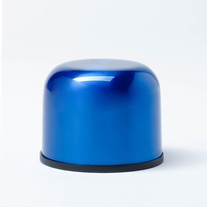 """Термос """"Мастер К"""", 750 мл (Гарантия 5 лет), сохраняет тепло 24 ч, синий"""