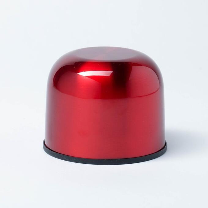 """Термос """"Мастер К"""", 1 л (Гарантия 5 лет), сохраняет тепло 24 ч, бордовый"""