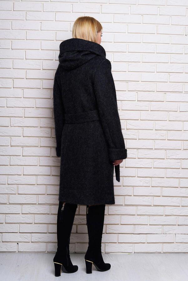 """Пальто """"Р-4"""" (черный)"""