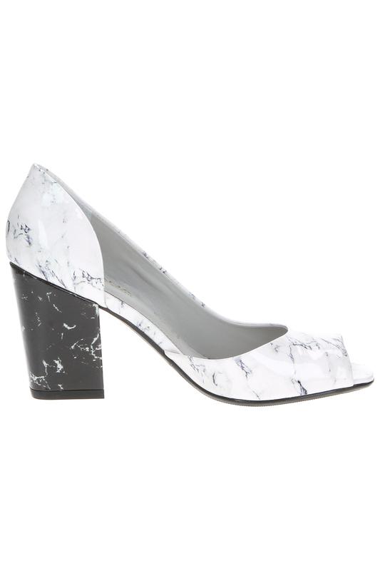 5525-151-521 Туфли жен. /Verniz Perlino/Eco Leather/White ME, /WMB-35:1,1,2,2,1,1 во Владивостоке